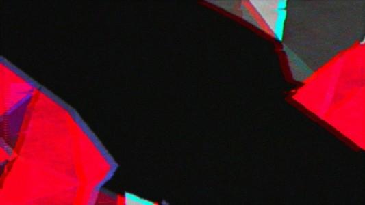 Red White Frame Retro