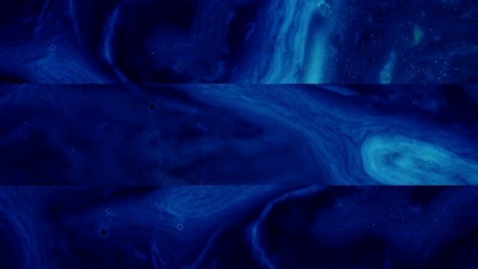 Bright Blue Marble