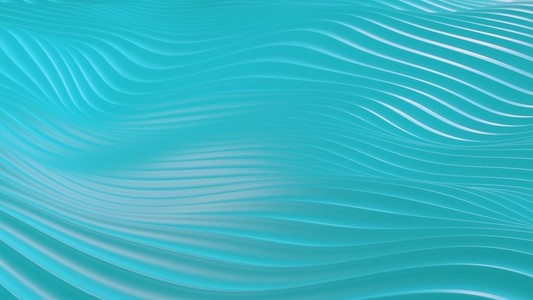 Colorful Abstract Looping Wave