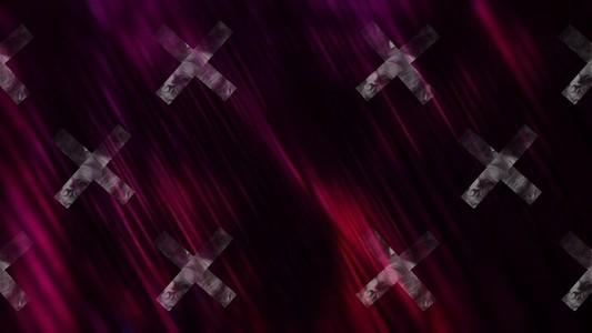 Smooth pink overlay