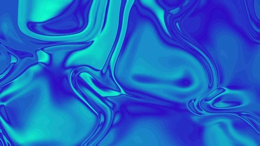 Abstract Liquid Animation