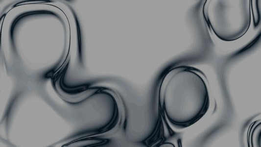 Abstract Liquid Animation   Loop