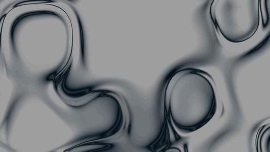Abstract Liquid Animation   Loop