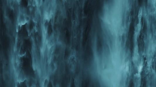 Waterfall infinite