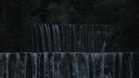 Waterfall steps