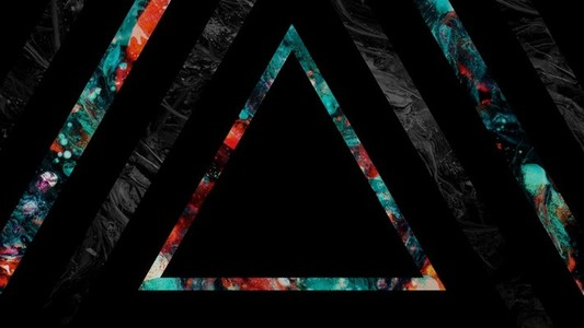 Paint triangles