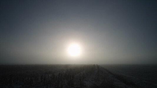 Nomad Barren Field Big Sun