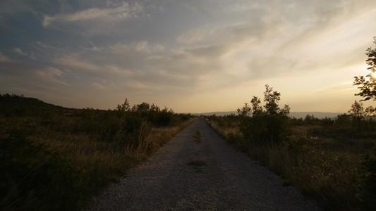 Nomad Morning Path