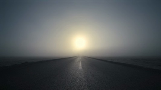 Nomad Sunrise Road