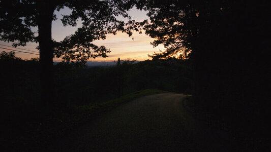 Nomad Sunrise Path