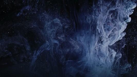 Neptune Blue Purple Nebula