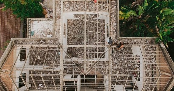 House Demolition Drone