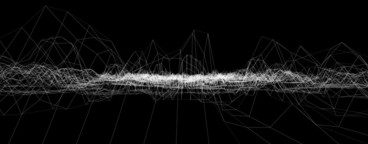 Abstract Landscape Wireframes 05