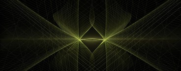 Organic Wireframe Forms 01