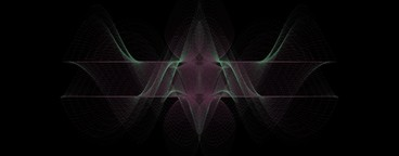 Organic Wireframe Forms 05