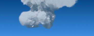 Cloud Fly Through 01