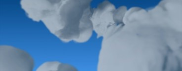 Cloud Fly Through 03