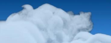 Cloud Fly Through 06