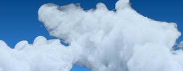 Cloud Fly Through 07