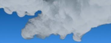 Cloud Fly Through 08