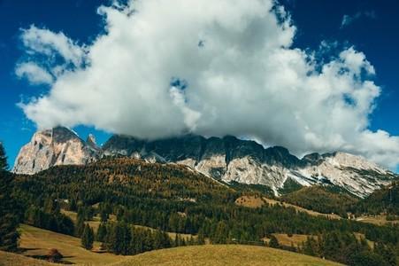 Dolomites  Italy Timelapse