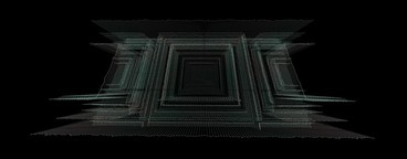Abstract Linear Wireframe 02
