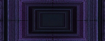 Abstract Linear Wireframe 03