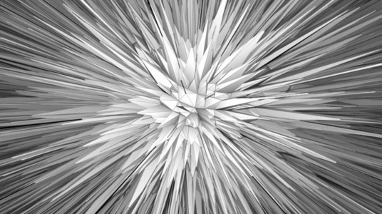 Abstract Organic Wireframe 15