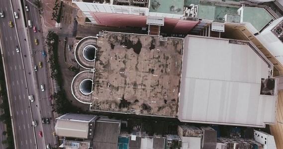 City Flyover Surveillance