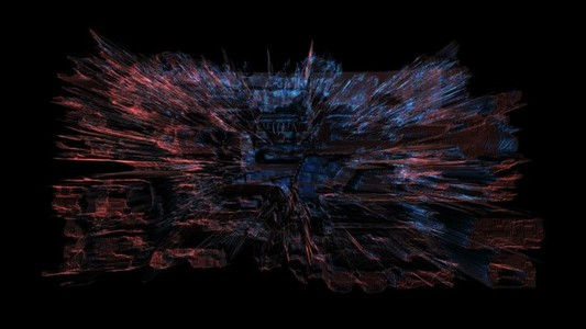 Abstract Landscape Wireframes 23