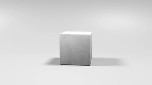 White Cubes 01