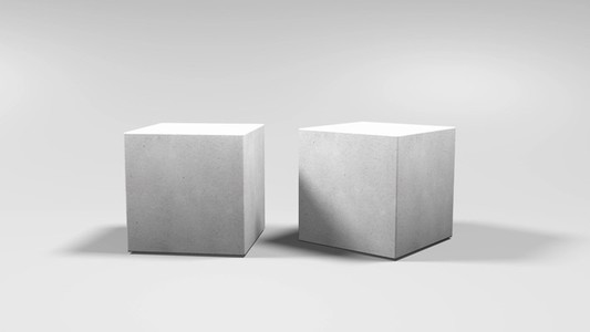White Cubes 02