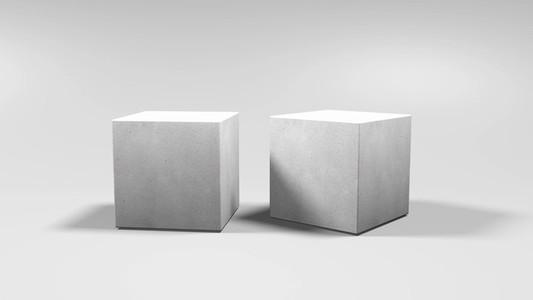 White Cubes 02