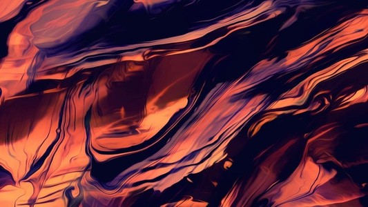 Abstract Paint Movement 04