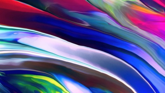 Abstract Paint Movement 18