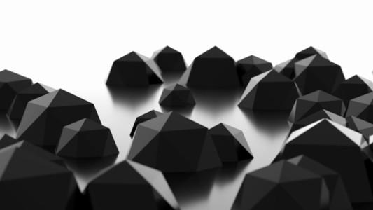 Growing Geometry Hexadecagon 01