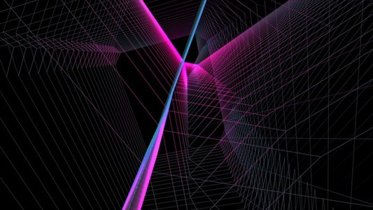 Twisting Lines 08