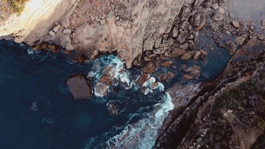 Tasmania via Drone 1