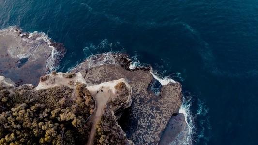 Tasmania via Drone 2