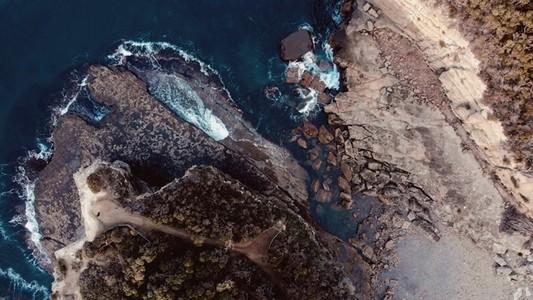 Tasmania via Drone 4